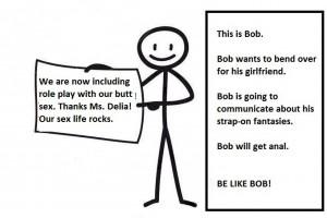 Buttfucked Bob